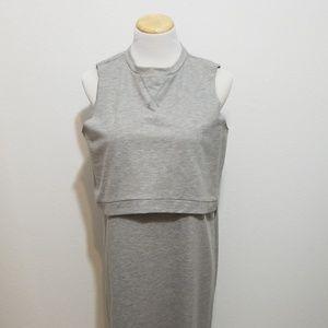 Asos maternity nursing dress